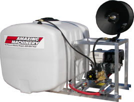 GX630 Honda Powered Auto Detailing Package 100 Gal. (FREE SHIPPING)